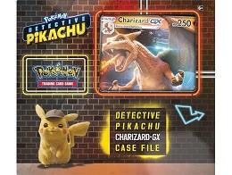 Pokémon TCG Det. Pikachu Charizard-GX Case File