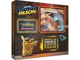 Pokémon TCG Det. Pikachu Charizard-GX Archivo Caso