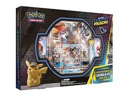 Pokémon TCG Det. Pikachu Greninja-GX Case File