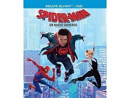 Spider-Man: Un Nuevo Universo Blu-Ray+DVD (latino)