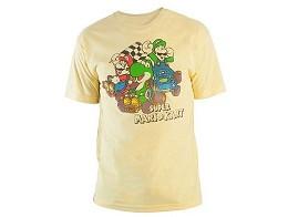 Polera Super Nintendo Mario Kart