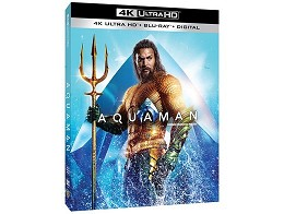 Aquaman 4K Blu-ray