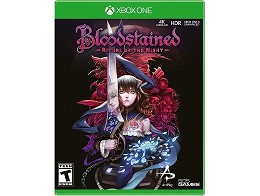 Bloodstained Ritual Of The Night XBOX ONE