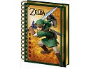 Libreta portada 3D The Legend of Zelda - Link