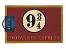 Limpiapiés Harry Potter - Hogwarts Express