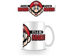 Tazón Nintendo Super Mario - It's-a me, Mario
