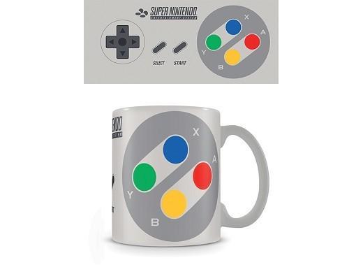 Tazón Nintendo - Super Nintendo Controller SNES