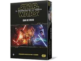 Star Wars RPG Despertar de la Fuerza - Caja Inicio