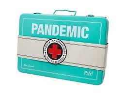 Pandemic 10º Aniversario - Juego de mesa