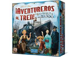 Aventureros al Tren! La Vuelta al Mundo J. de Mesa