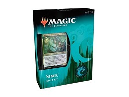MTG Ravnica Allegiance - Guild Kit Simic