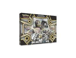 Pokémon TCG: Melmetal-GX Box (Inglés)