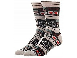 Calcetines NES Controller (Talla 10-13)-