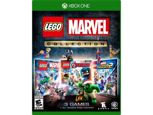 LEGO Marvel Collection XBOX ONE