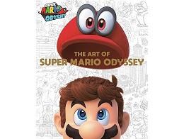 The Art of Super Mario Odyssey (ING) Libro