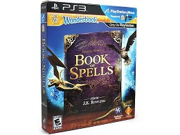 WonderBook: Book of Spells PS3 Usado