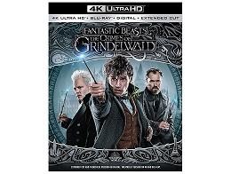 Fantastic Beasts: Crimes of Grindelwald 4K Blu-ray