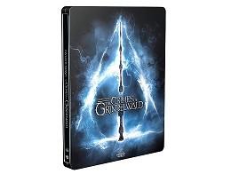 A.F. Los Crímenes de Grindelwald Steelbook Blu-ray
