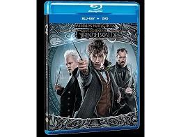 A.F. - Los Crímenes de Grindelwald Blu-ray + DVD