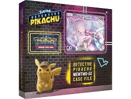 Pokémon TCG Det. Pikachu Mewtwo-GX Case File