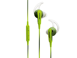 Audífonos Bose Soundsport Energy Green