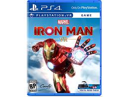 Marvel?s Iron Man VR PS4