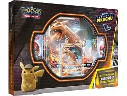 Pokémon TCG Det Pik Charizard-GX Special Case File
