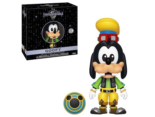Figura Funko 5 STAR: Kingdom Hearts III - Goofy
