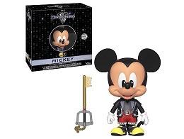 Figura Funko 5 STAR: Kingdom Hearts III - Mickey