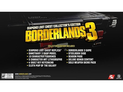 Borderlands 3 Collector's Edition PS4