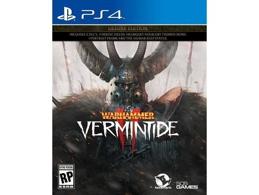 Warhammer: Vermintide II PS4
