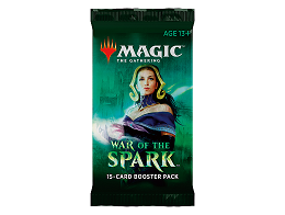 Sobre MTG War of the Spark