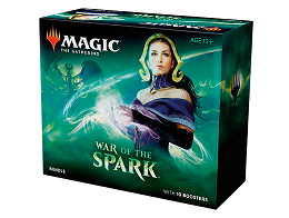 MTG War of the Spark Bundle