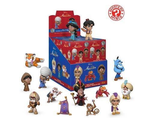 Figura Mistery Minis: Aladdin (al azar)