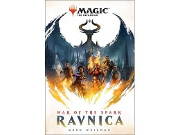 MTG: Ravnica War of the Spark (ING) Libro