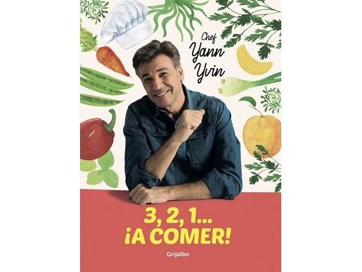 3, 2, 1... ¡A Comer! (ESP) Libro