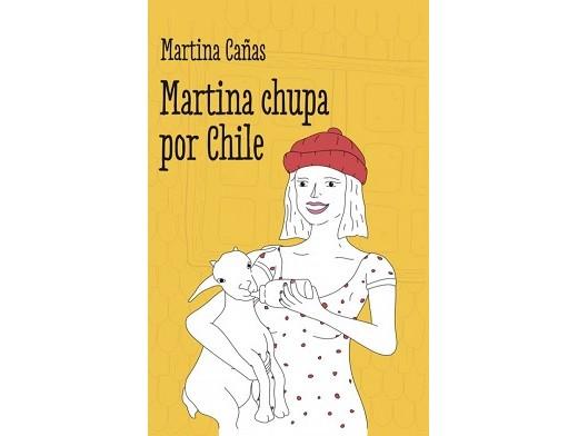 Martina chupa por Chile (ESP) Libro