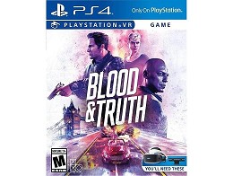 Blood & Truth VR PS4