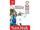 Tarjeta de Memoria SanDisk 64GB microSDXC NSW