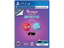 Trover Saves the Universe VR PS4