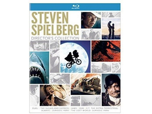 Steven Spielberg Director's Collection Blu-Ray