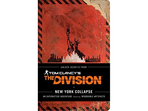 Tom Clancy's The Division: NY Collapse (ING) Libro