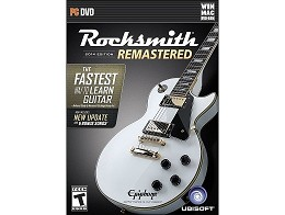 Rocksmith 2014 Remastered (Incluye Cable) PC