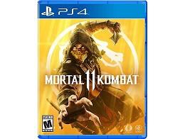 Mortal Kombat 11 PS4 Usado