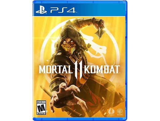 Mortal Kombat 11 PS4 Usado