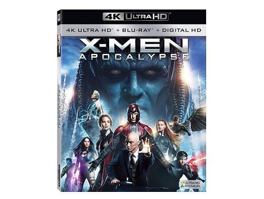 X-Men: Apocalypse 4K Ed USA Blu-Ray