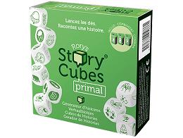 Story Cubes Primal - Juego de mesa