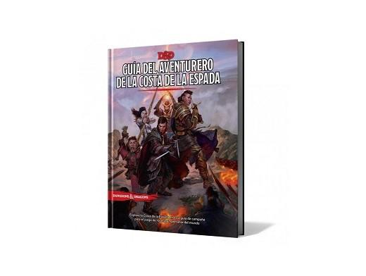 D&D - Guía del Aventurero de la Costa de la Espada