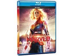 Capitana Marvel Blu-Ray (latino)