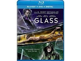 Glass Blu-ray